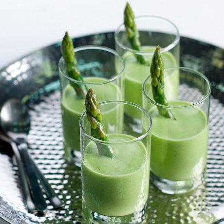 Рецепт крем – супа из спаржи