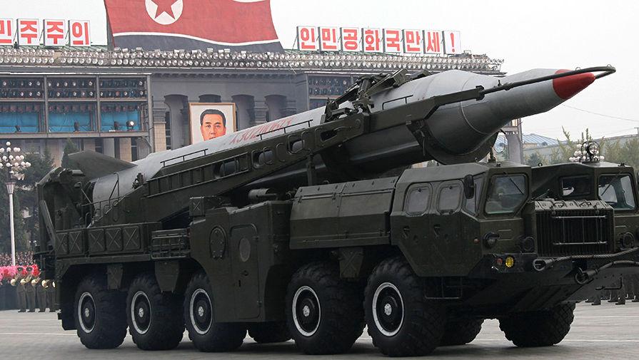 Кремль выразил обеспокоенность новым пуском ракет КНДР