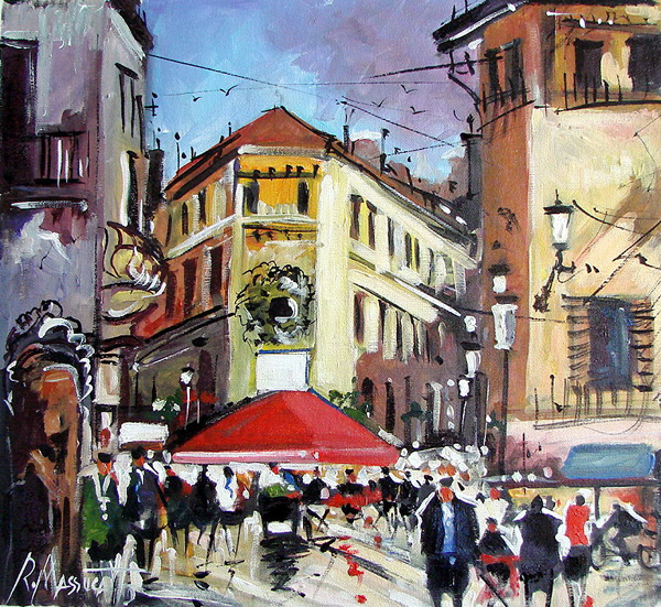 30 Inspirational Examples of Traditional Paintings