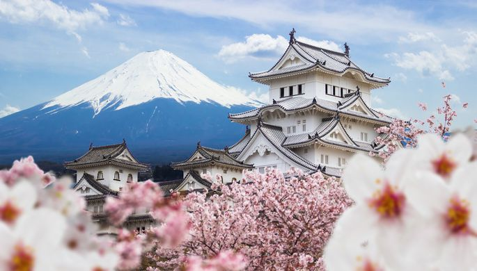 Япония упрощают процедуру получения виз для россиян