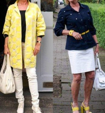 """Мода и стиль от модных блогеров возраста """"плюс"""" — обзор с фото"""