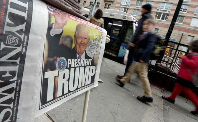 """Джон Рапопорт высмеял американских пресституток: «Владимир Путин — тайный президент США!"""""""