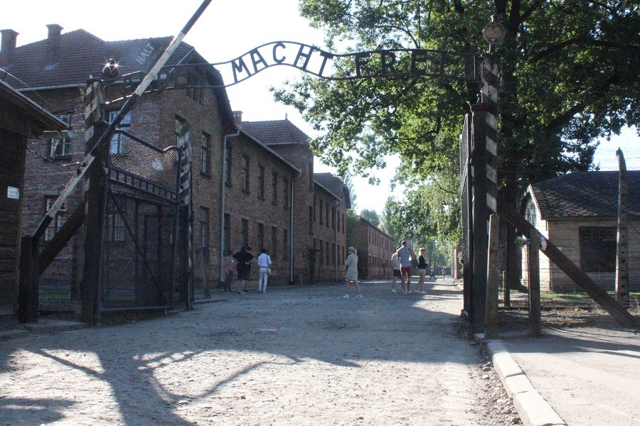 Освенцим как инструмент антисоветской пропаганды