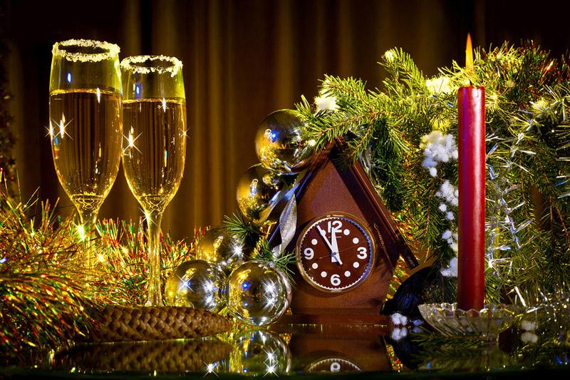Ритуалы, которые нужно провести на Старый Новый год!