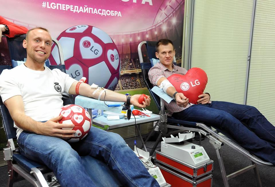 Глушаков и Ребров кровью скрепили чемпионство?