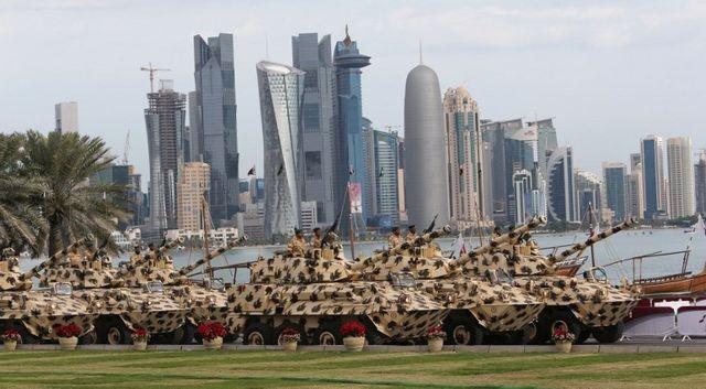 Россия — Катар: Кнут и пряник