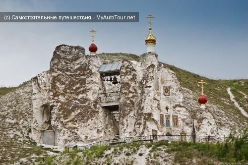 Пещерный Спасский храм – чудо России