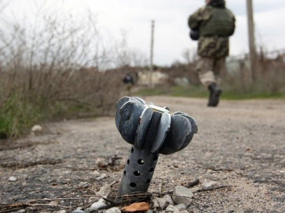 Армия Украины выпустила по ЛНР более 60 мин и гранат