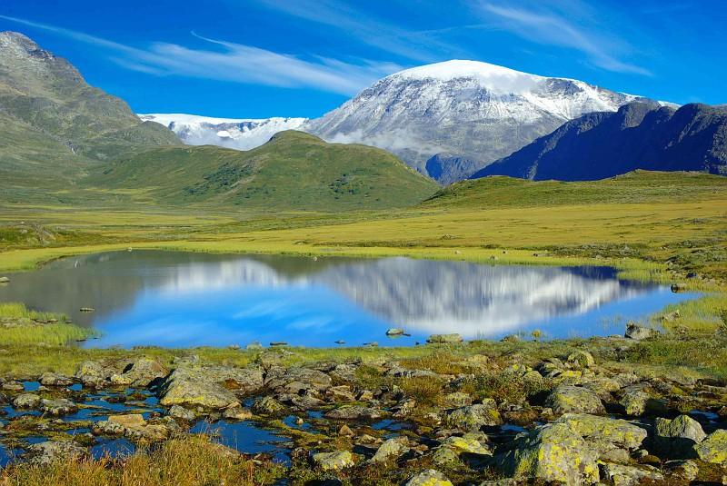 Путешествие по лучшим национальным паркам Европы