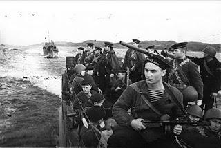7 подвигов русской морской пехоты