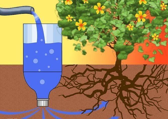 Скоро весна — готовимся поливать садовый участок