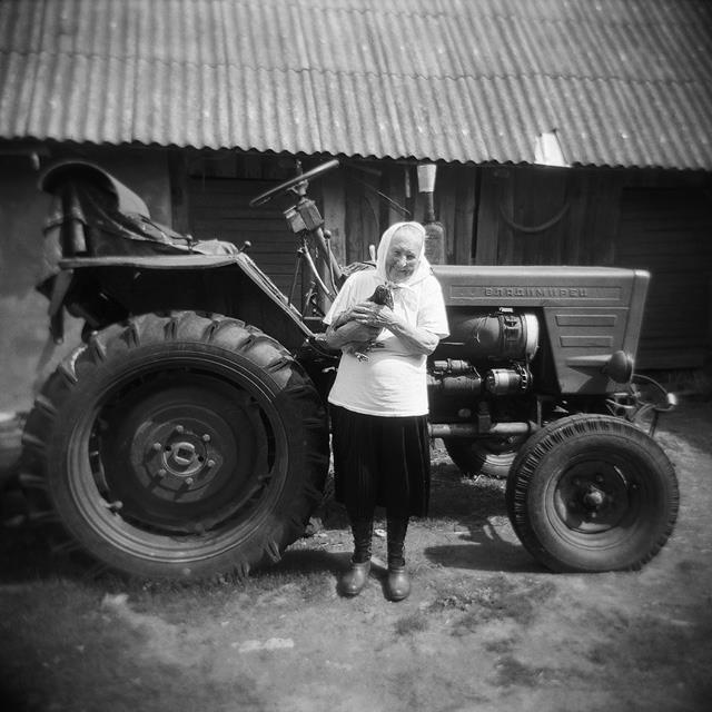 Ольга Ивановна Изборск, варвара лозенко, русская деревня, фотография