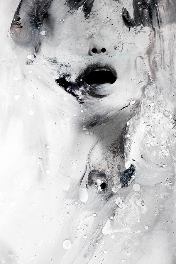 Художники, которые комбинируют фото и живопись