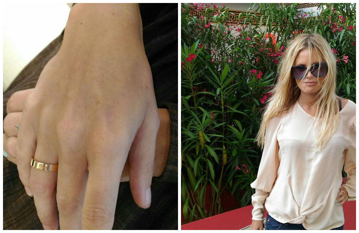 Дана Борисова выходит замуж сразу после развода