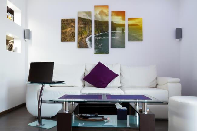 Как украсить интерьер с помощью фотографий: 7 правил декораторов