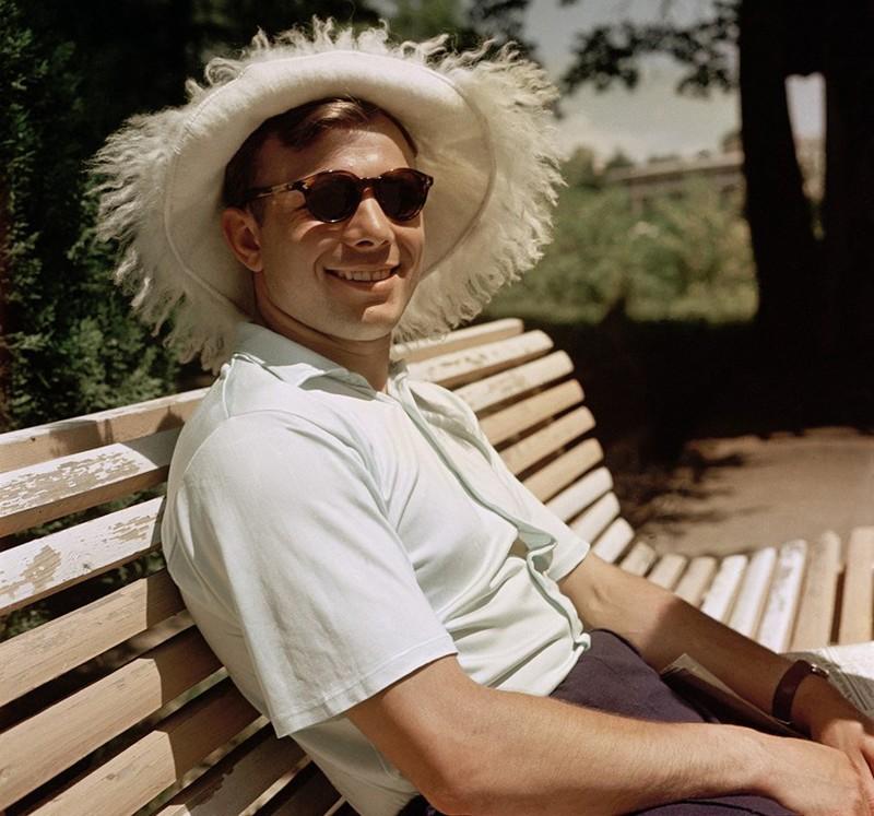 Немного тепла вам в ленту. Юрий Гагарин в Сочи, 1961 год СССР, быт, воспоминания, ностальгия, фото
