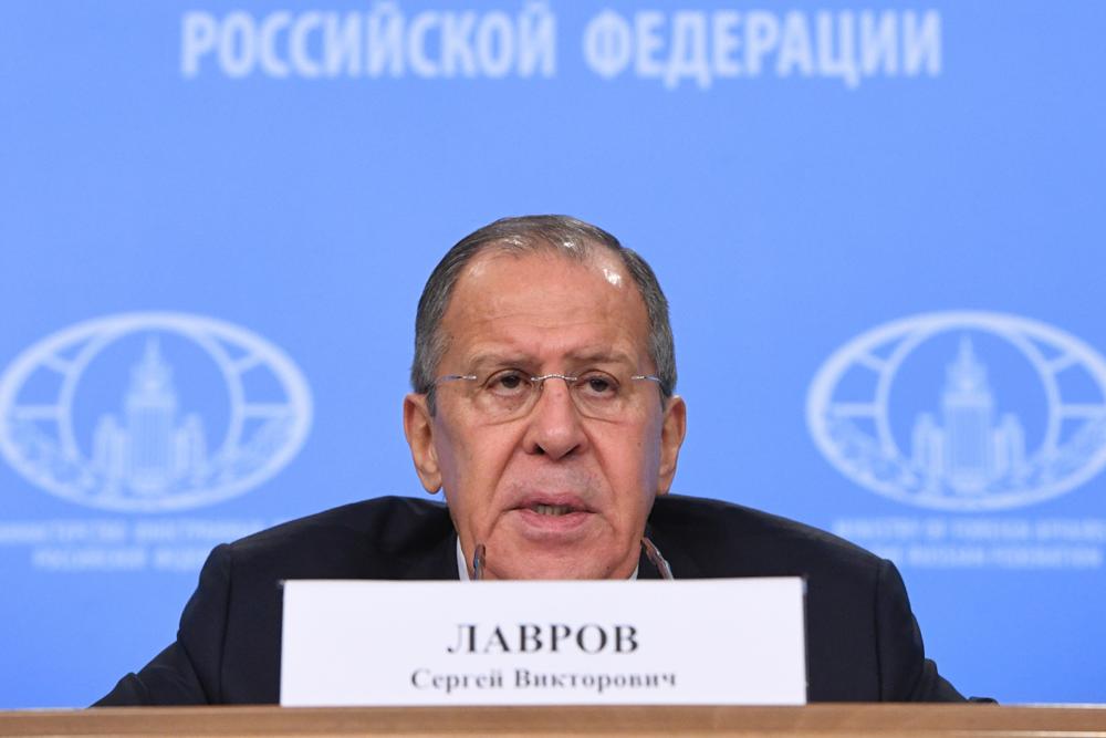 Сергей Лавров подвел внешнеполитические итоги прошлого года