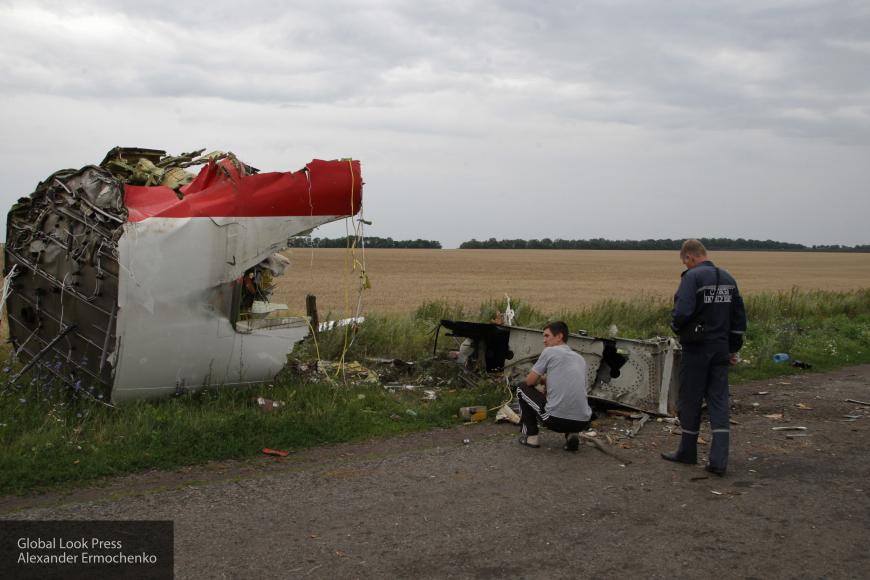 Обвинения в адрес Цемаха по поводу крушения MH17 прокомментировали в Госдуме