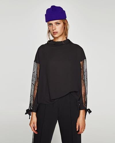 Блузка Zara 2018
