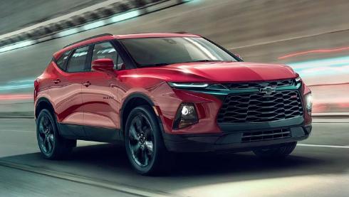 Chevrolet на китайском рынке представит новый кроссовер