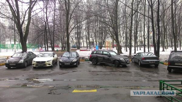 """""""Король"""" парковки"""