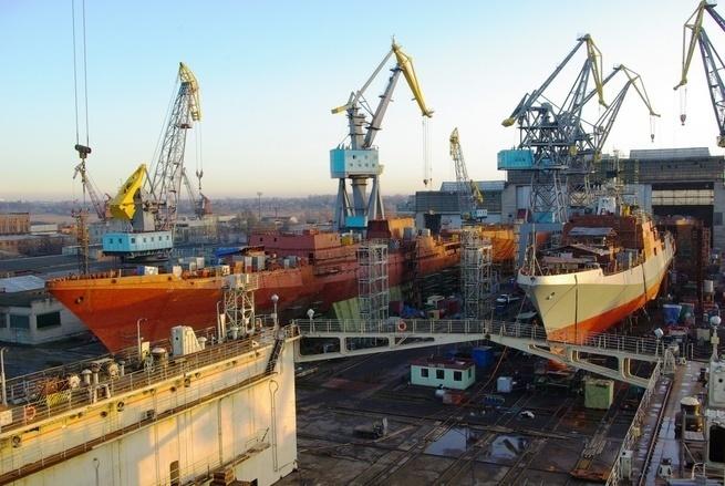Российское судостроение: уникальное достижение, уникального корабля