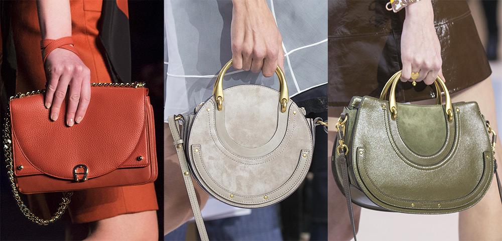Обзор женских сумок сезона 2017-2018
