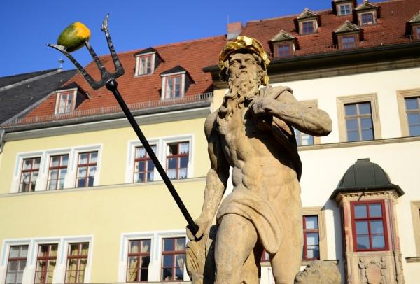 Веймар. 10 самых красивых городов Германии. Интересные города Германии, которые обязательно стоит посетить. Фото с сайта NewPix.ru