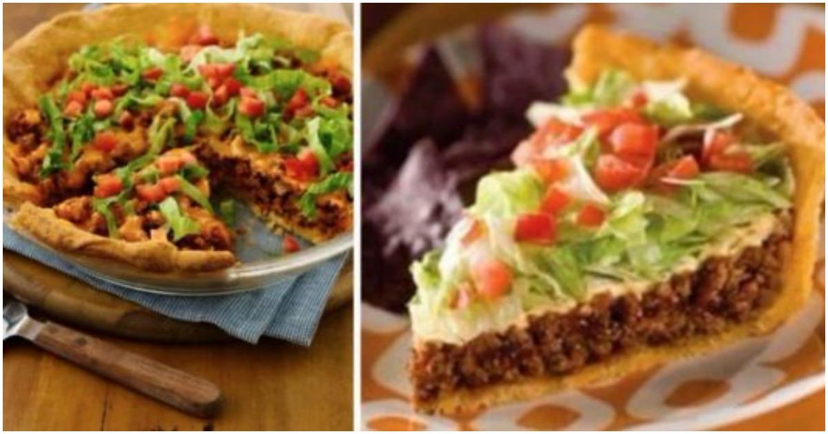 Удивите ваших гостей: испеките наивкуснейший пирог Тако