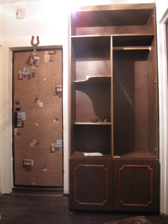 Как сделать из старого шкафа прихожую