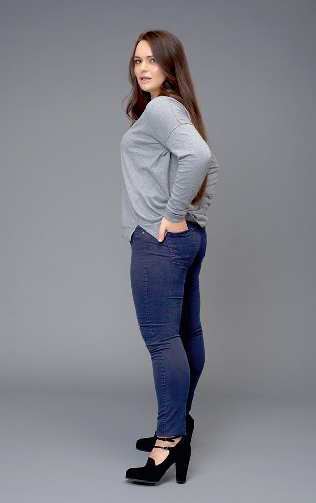 Правильные джинсы