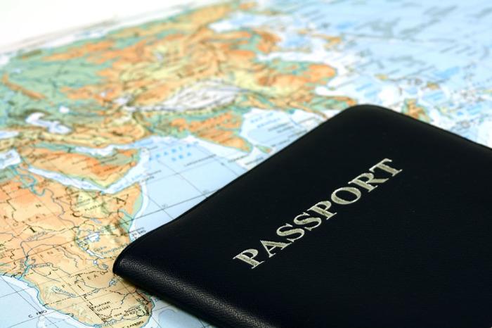 Почему в разных странах паспорта разного цвета