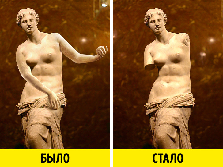 13 секретов известных скульптур, которые стоит знать каждому ценителю искусства