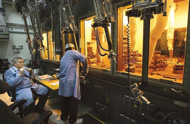 Фото. Лаборатория в Хэнфорде © RICHARD DICKIN | GLOBALLOOKPRESS.COM
