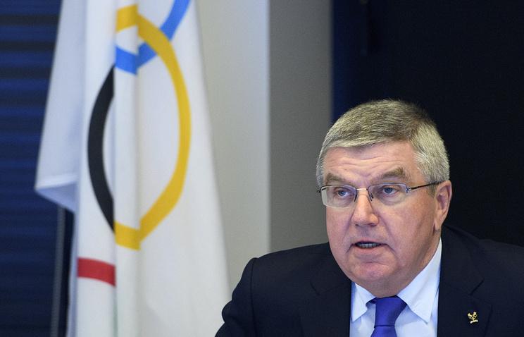 Президент МОК Бах не считает слишком мягким наказание российским олимпийцам