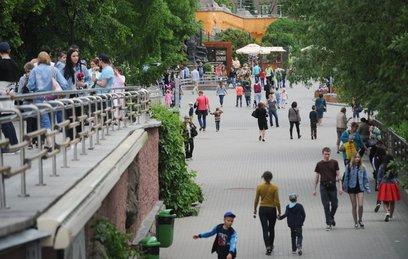 В Московском зоопарке появились бесплатные вечерние экскурсии