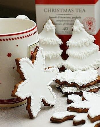Рецепты сахарной глазури для украшения печенья. Сладкая елочка для новогоднего стола