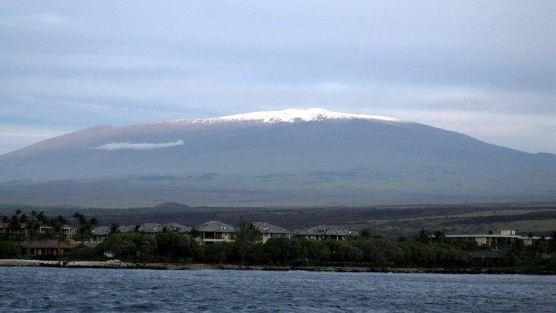 Самая высокая гора в мире находится в океане интересное, мировой океан, океан, факты