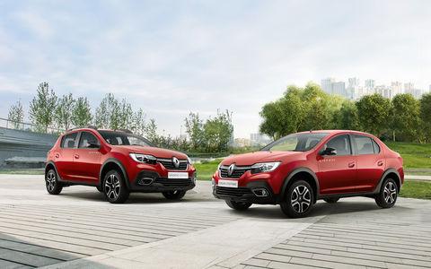Renault Logan и Sandero полу…