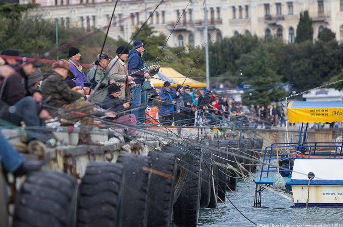 запрет на рыбалку в крыму на 2017