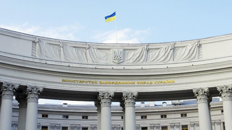 МИД Украины запретил призывать крымчан в армию