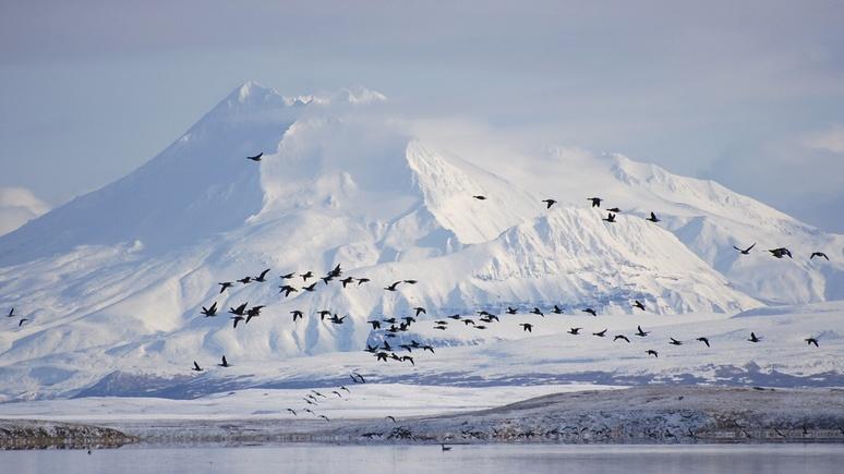 Deutschlandfunk: коренные жители Аляски жалеют, что стали американцами