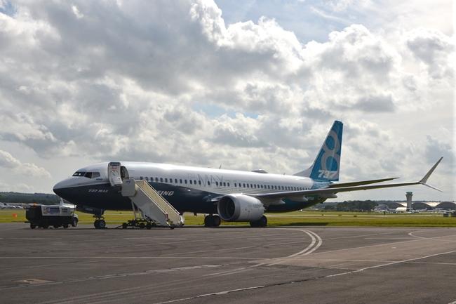 "Boeing 737 MAX: на ""акулу"" с ""рогатиной"""