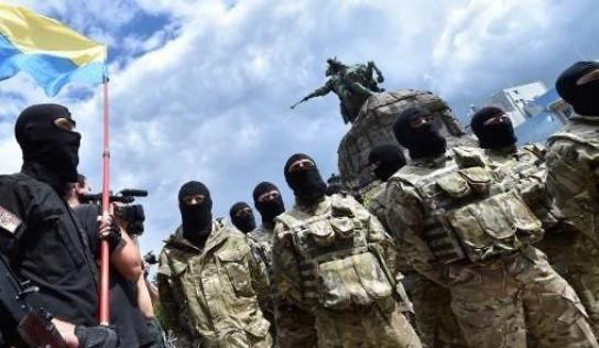 Украинские каратели предлага…