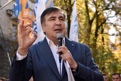 На Украине начали сбор подписей за депортацию Саакашвили