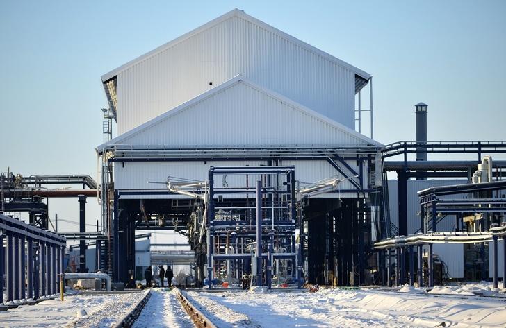 Омский НПЗ завершил строительство системы налива нефтепродуктов