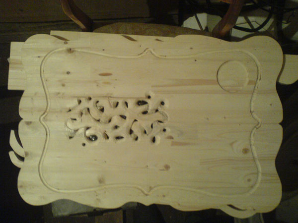 Мое увлечение - изделия из дерева