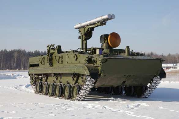 Противотанковый комплекс нового поколения разработают для российской армии