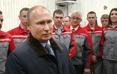 Путин: решение CAS по российским олимпийцам не может не радовать