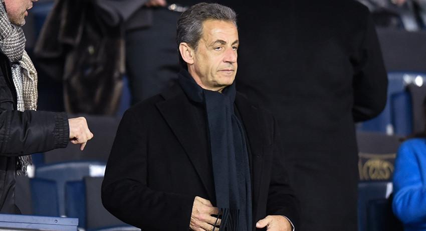 Саркози неожиданно приехал в Москву